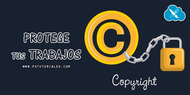 Cómo poner el símbolo de Copyright en Photoshop