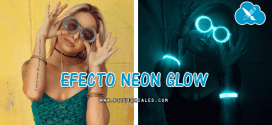 Efecto neon Photoshop Tutorial