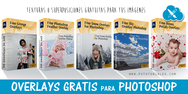 470 overlays GRATIS para Photoshop
