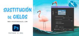 Sustitución de cielos – NOVEDADES Photoshop CC 2021