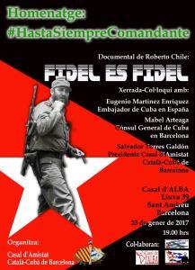 Fidel es Fidel @ Casal de l'ALBA | Barcelona | Catalunya | España