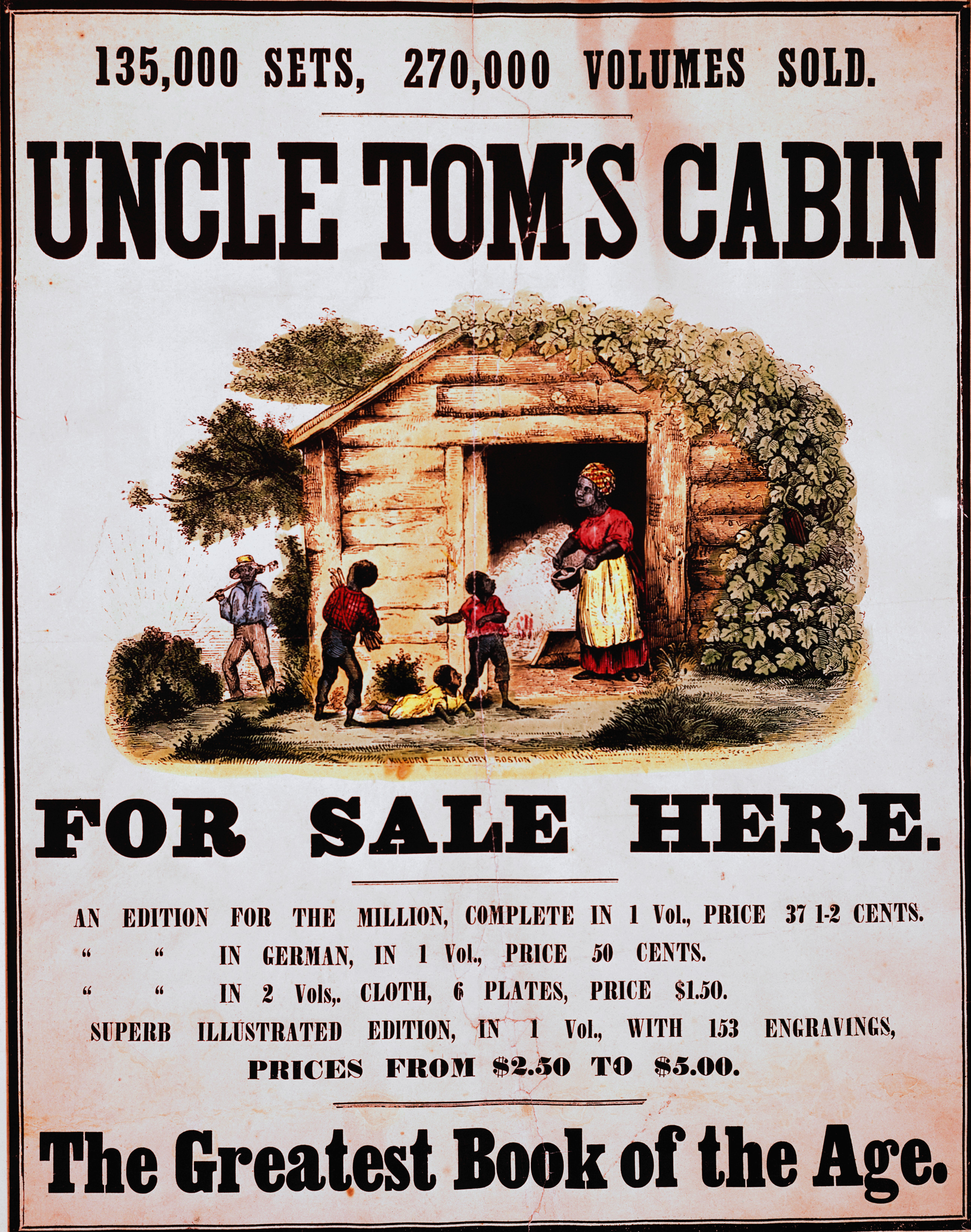 The Book Read Round The World Abby Goode Amp Uncle Tom S