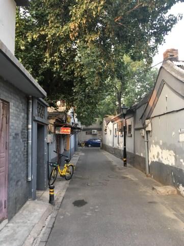 Hutong Alley