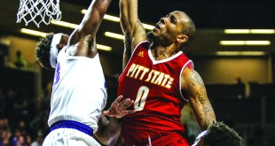 Pitt State basketball crushed in pair of exhibition games