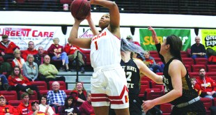 Women's basketball falls to Fort Hays, defeats Nebraska-Kearney