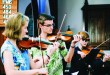 PSU music professors and students host first 'Summer Music Camp'