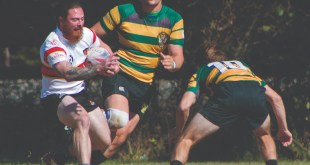 Men's Rugby defeated by Springfield, makes a comeback against JBU
