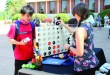 Axe Library hosts 'Luau on the Lanai'
