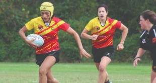 Women's Rugby defeats Benedictine