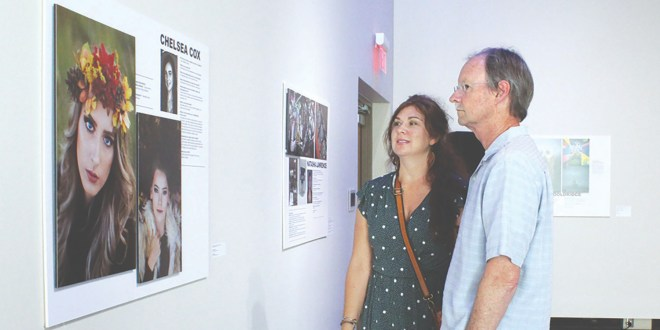 The Bicknell Family Center for the Arts hosts Award-Winning Student Work
