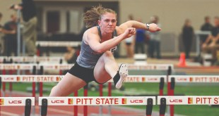 Track and Field athletes earn qualifying marks, break records at Gorilla Classic competition
