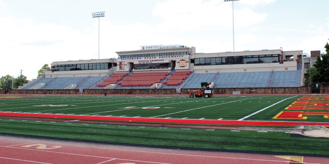 Turf project nears completion; stadium to re-open to public soon