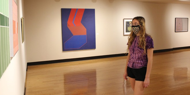 New exhibition features part of permanent art collection
