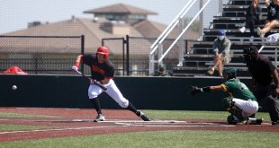Baseball sweeps series against MSSU