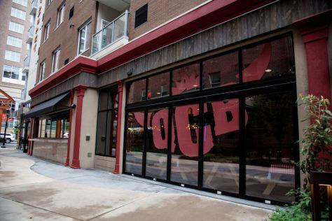 Queen City BBQ Storefront