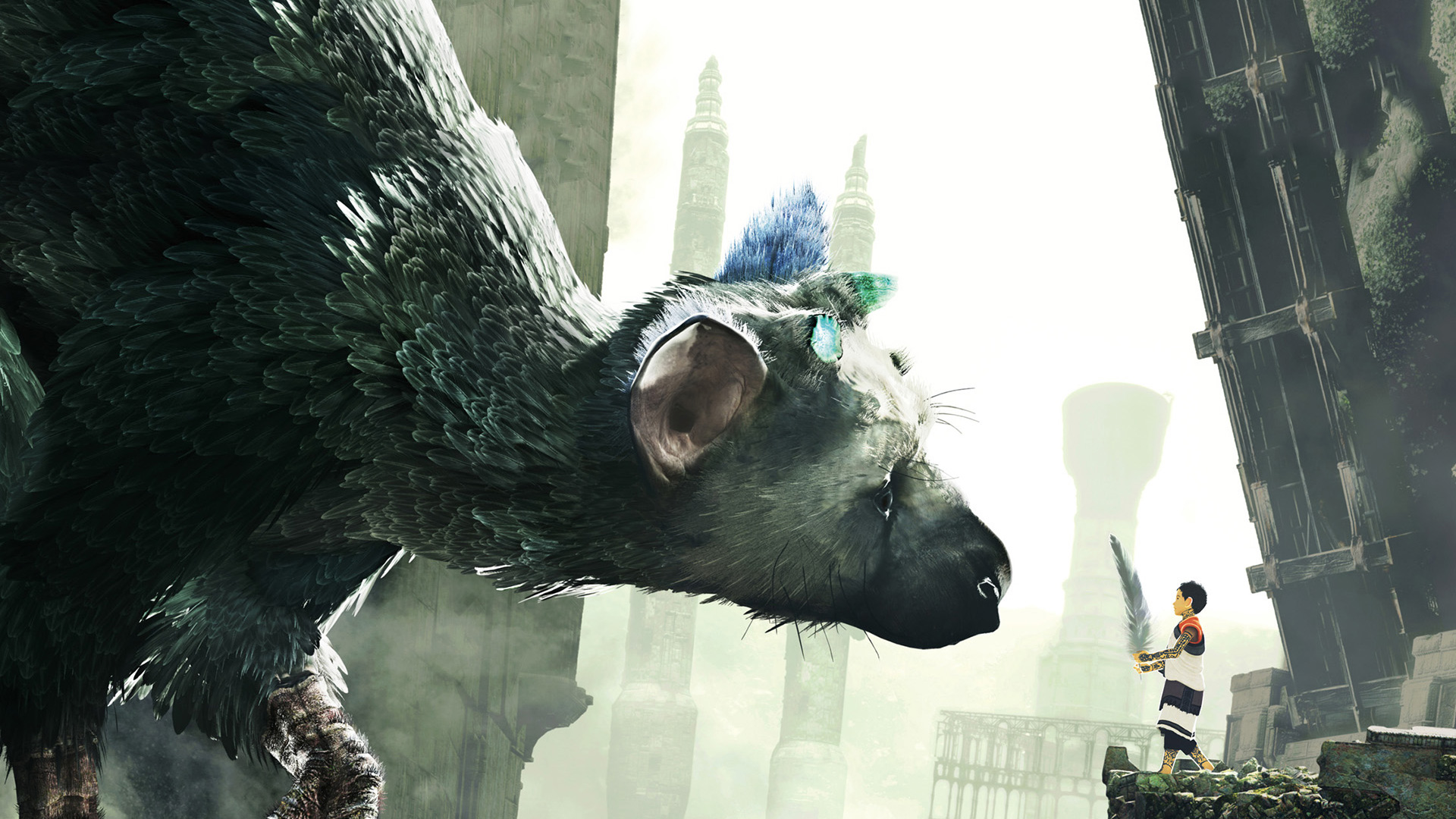 the last guardian wallpapers - photo #2