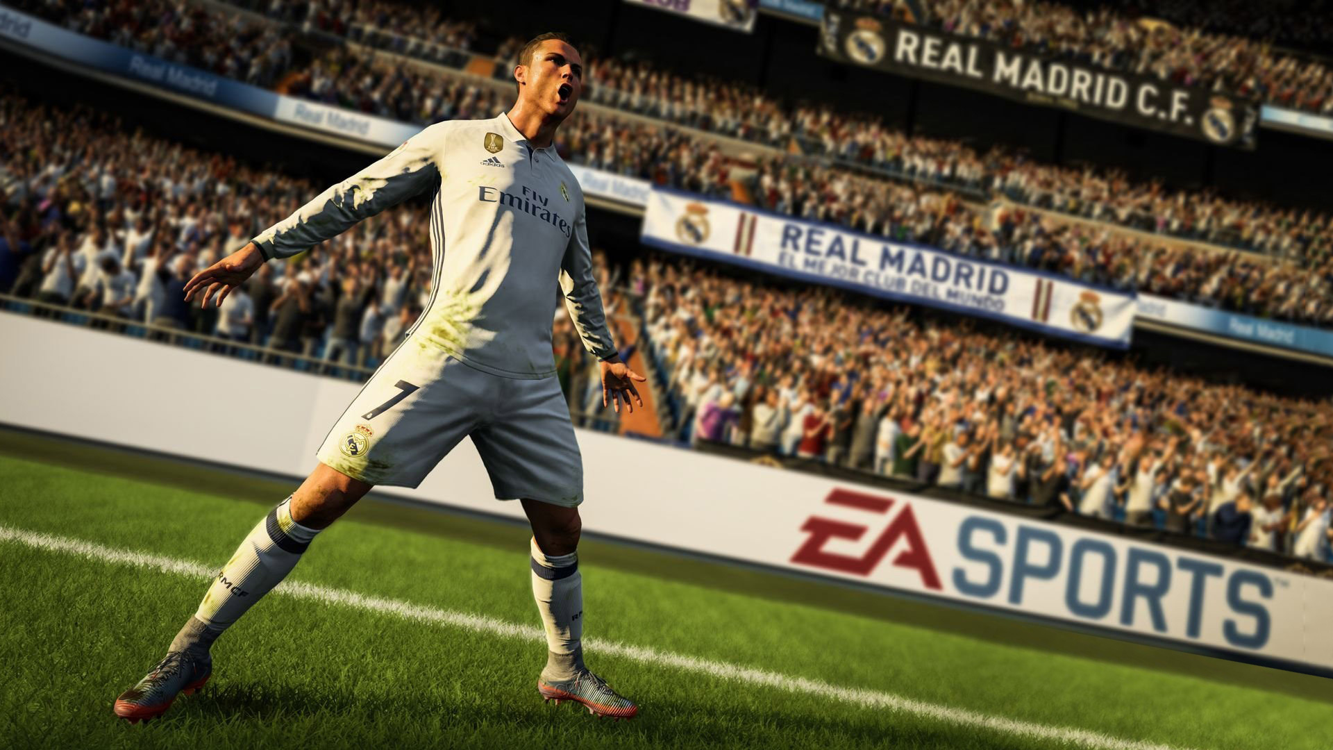 Download Wallpaper  Select The Image Above To View The Wallpaper Full Screen  Press The Playstation  Screen Capture Button On The Controller Fifa