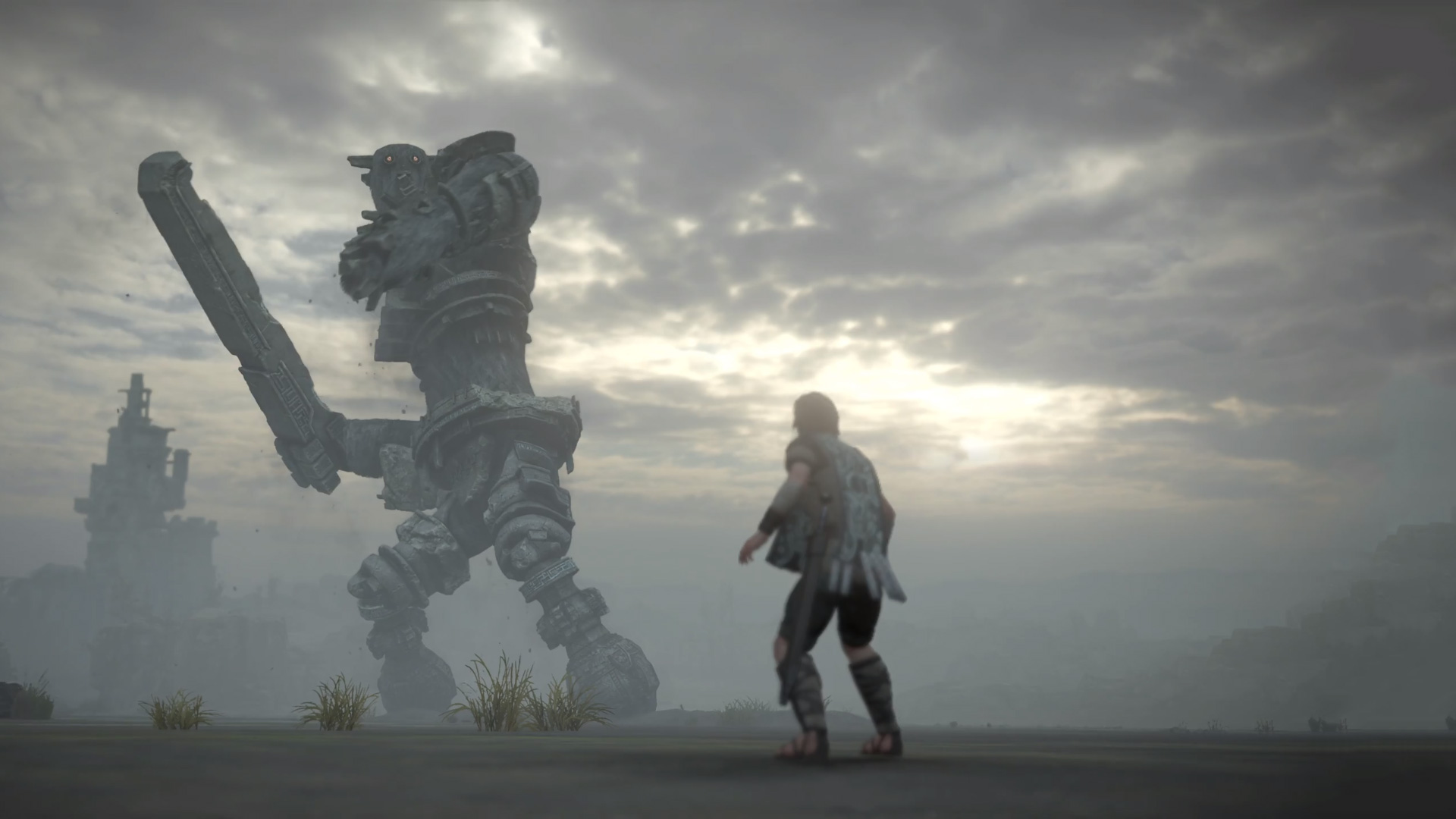 Shadow of the Colossus – PS Wallpapers