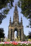 "Walter Scott monument once famously ""put up for sale"" on April Fools Day"