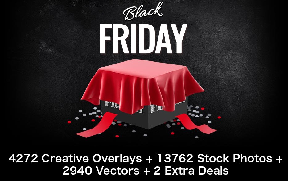 Black Friday Super Deal for Web Designers – 99% OFF!