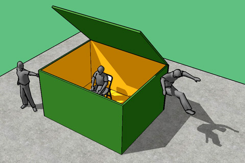 """Why Thinking """"Outside the Box"""" Is Not Very Creative"""