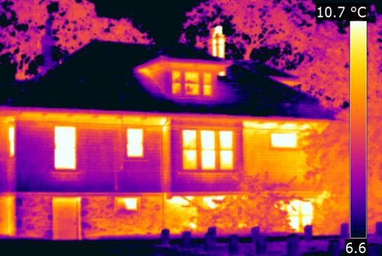 Thermal Imaging: A Cost Effective Solution in Every Home
