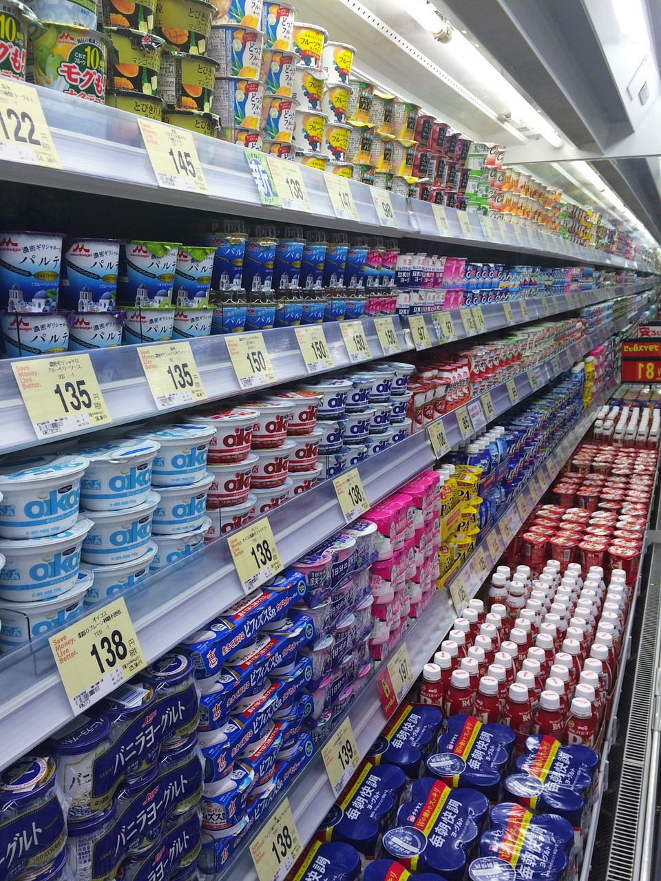 Dairy Industry Packaging That Can Extend Shelf Life