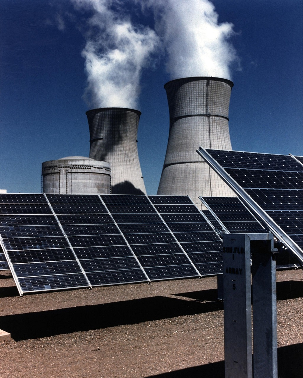 How can renewable energy technologies support the nuclear power industry?