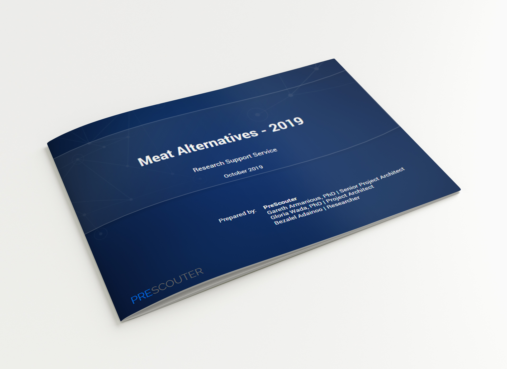Meat Alternatives – 2019
