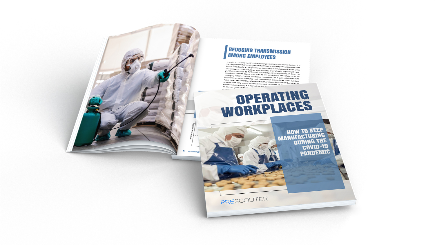 Operating Workplaces: How to keep manufacturing during the COVID-19 pandemic
