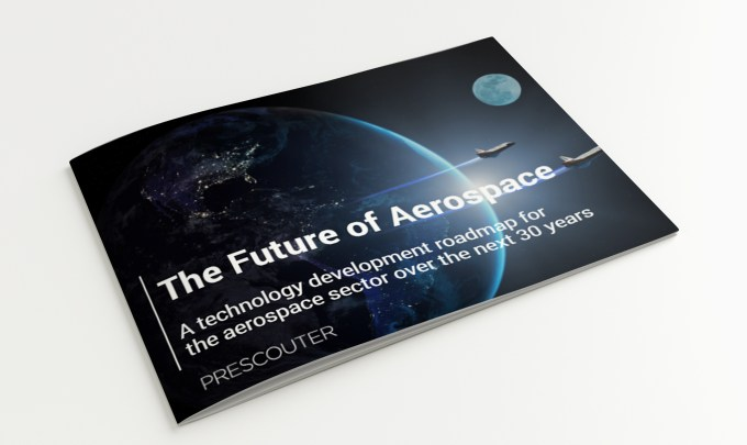 The Future of Aerospace: A Technology Development Roadmap For The Next 30 Years
