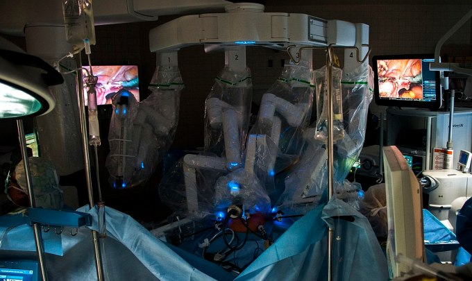 The Role of Robotics in Surgery