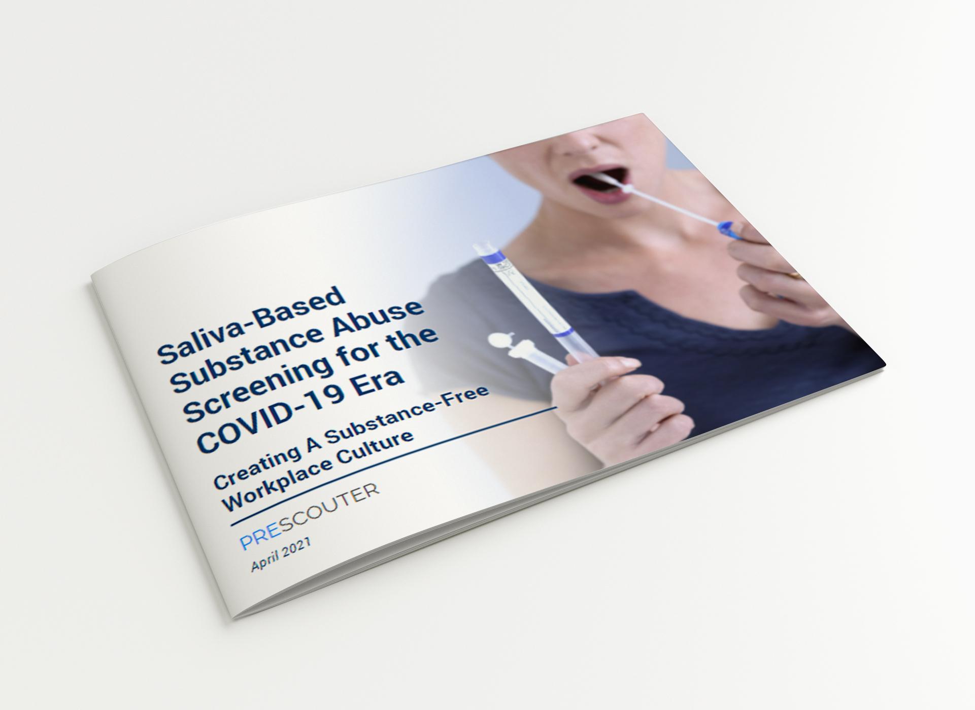 Saliva-Based Substance Abuse Screening for the COVID-19 Era