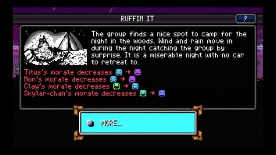 Ruffin it