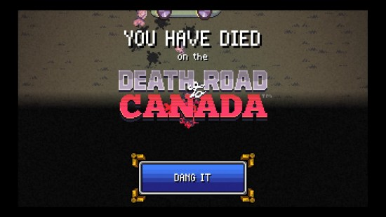 You Have Died