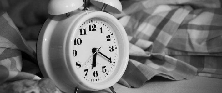 insomnie à l'adolescence : un réveil