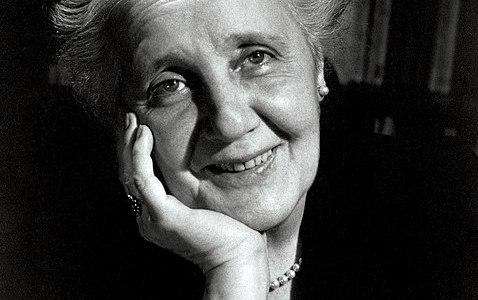Melanie Klein portrait