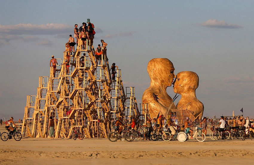 Guide To Culture Burning Man