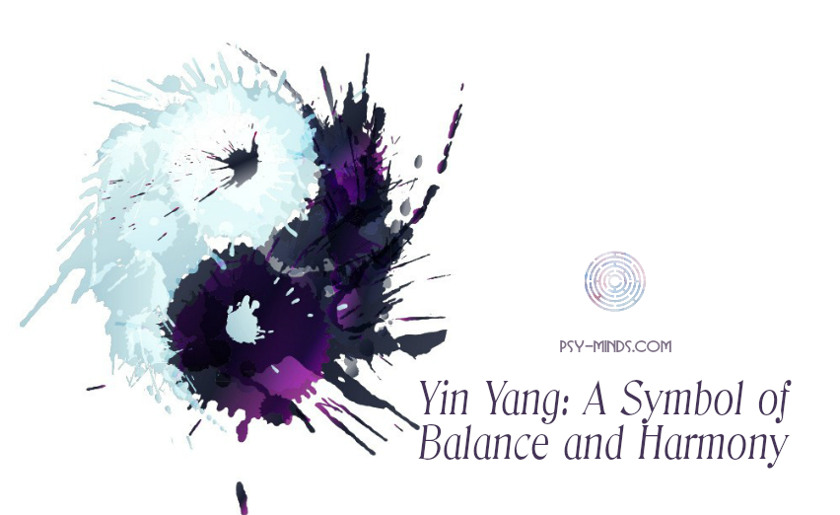 Yin Yang A Symbol of Balance and Harmony