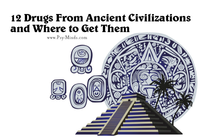 Drugs Ancient Civilizations