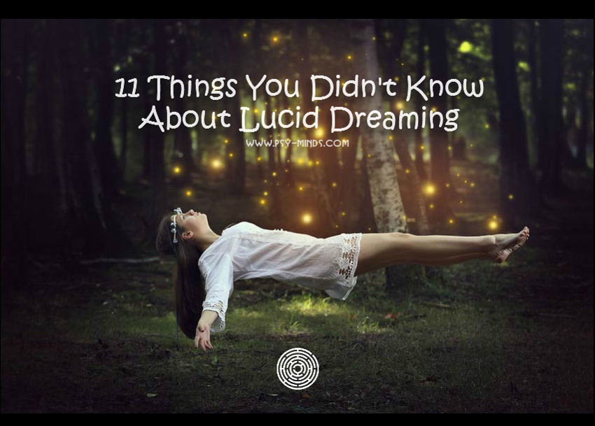 How do you know if you are lucid dreaming