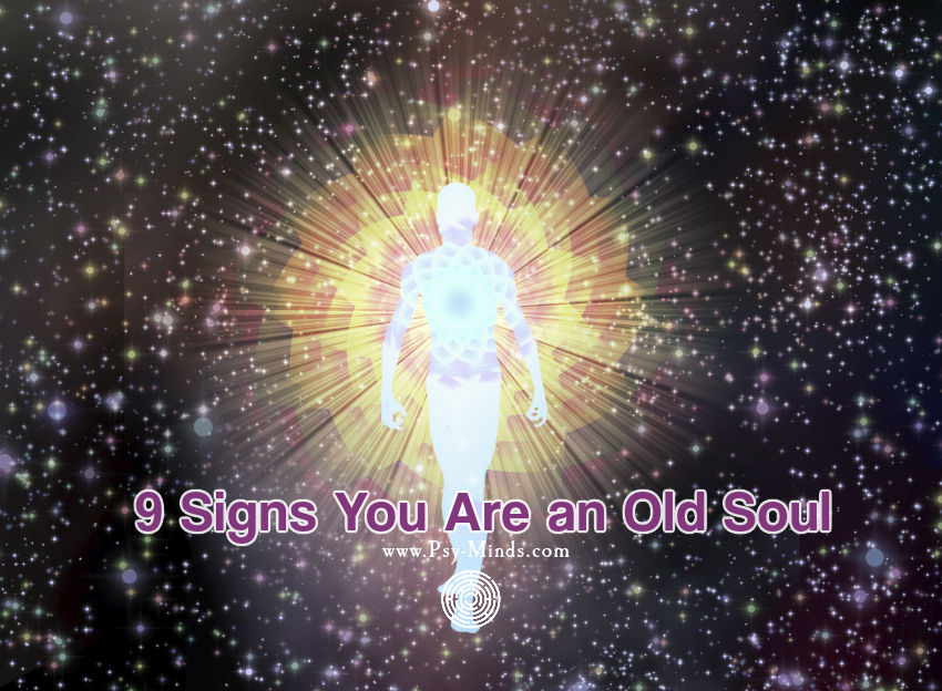 Signs Old Soul