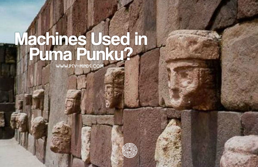 Machines Puma Punku
