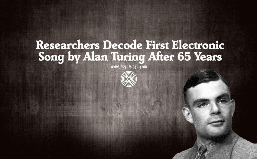 Song by Alan Turing