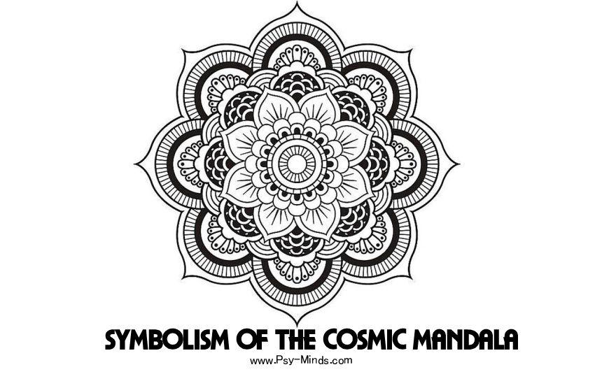 Symbolism of the Cosmic Mandala ~ Psy Minds b11a95227c9