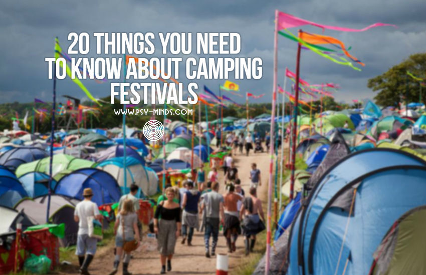 About Camping Festivals