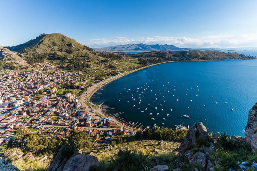 Lake Titicaca Place of Peace and Power1