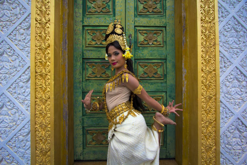 The History Of Apsara Dance 2