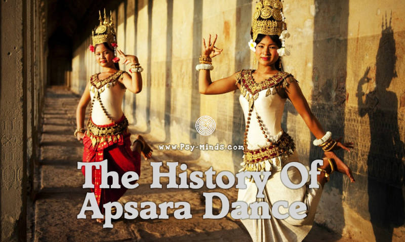 The History Of Apsara Dance maine