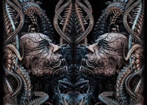 Artwork by Luminokaya